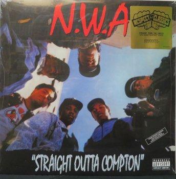 Виниловая пластинка N.W.A Straight Outta Compton (арт. 5854)