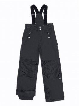 Лыжные брюки подростковые SNO F18P318-Deepgray темно-серый (F17P260-Mauverose-12)