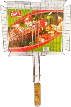 Решетка-гриль Chef's 31х58х2.1 см (CBT180003)