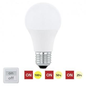 Лампа світлодіодна Eglo 11561 A60 10W 3000K 220V E27