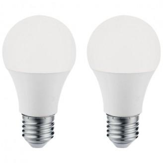 Лампа світлодіодна Eglo 11485 A60 9.5 W 4000K 220V E27 (набір 2шт)