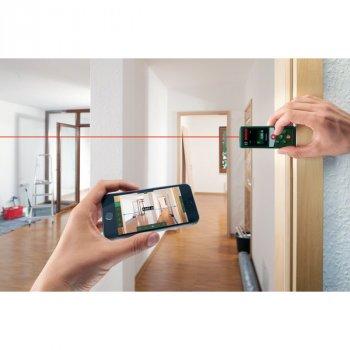 Лазерний далекомір Bosch PLR 40 C (0603672320)