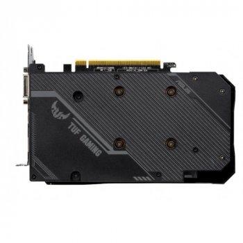 Asus GeForce GTX 1660 6GB GDDR5 TUF Gaming OC (TUF-GTX1660-O6G/TUF-GTX1660-O6G-GAMING)