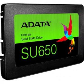 Накопичувач SSD 240GB 2.5 ADATA (ASU650SS-240GT-R)