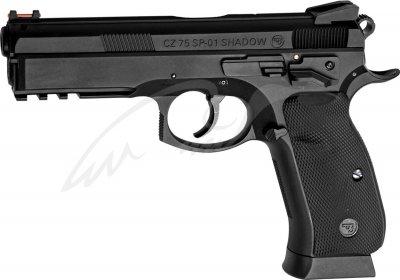 Пістолет пневматичний ASG CZ SP-01 Shadow (23702880)