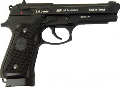 Пістолет пневматичний ASG X9 Classic Blowback (23702879)