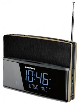 Радіогодинник Grundig Sonoclock 990 (GKR3300) USB