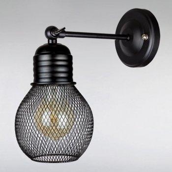 Бра Light House LS-13448-1 BK чорне