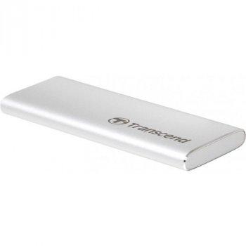 SSD накопичувач Transcend ESD240C 120GB USB 3.1 Gen 2 TLC (TS120GESD240C)