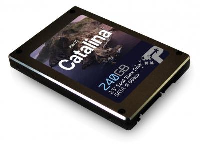 SSD диск 240гб Patriot з встановленою операційна система Mac OS Catalina, для стаціонарних ПК