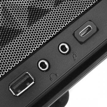 Корпус SilverStone SUGO SG13B, MiniITX, USB3.0*2,сітка (передня панель),без БЖ,чорний