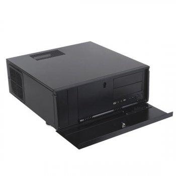 Корпус SilverStone GRANDIA GD07B, Extended ATX/SSI-EEB, USB3.0*2,3*120мм,безБП,чорний