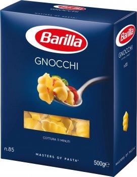 Макароны Barilla Gnocchi №85 ракушка 500 г (8076802085851)
