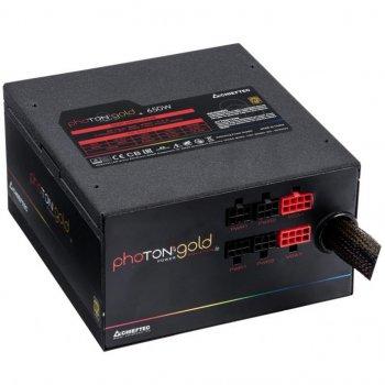Блок живлення CHIEFTEC 650W (GDP-650C-RGB)