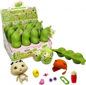 Игровой набор Pea Pod Babies Малыши-Горошки для коллекционирования (815887026223)