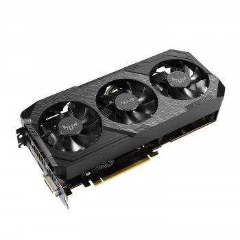 Asus PCI-Ex GeForce GTX 1660 TUF Gaming X3 6GB GDDR5 (192bit) (1500/8002) (DVI, HDMI, DisplayPort) (TUF3-GTX1660-6G-GAMING)