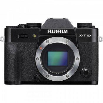 Фотоапарат Fujifilm X-T10 Body Black (F00118033)