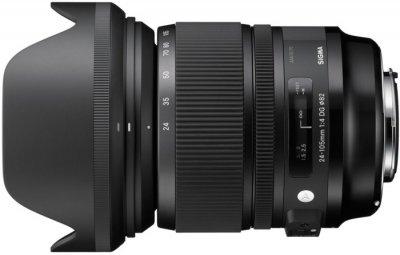 Об'єктив SIGMA AF 24-105/4.0 DG OS HSM Art Nikon (F00137202)