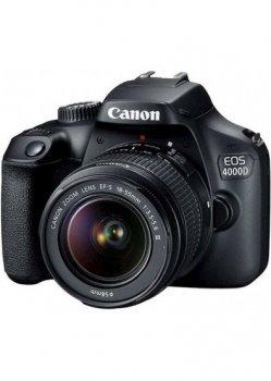 Фотоапарат CANON EOS 4000D 18-55 DC III (F00162926)