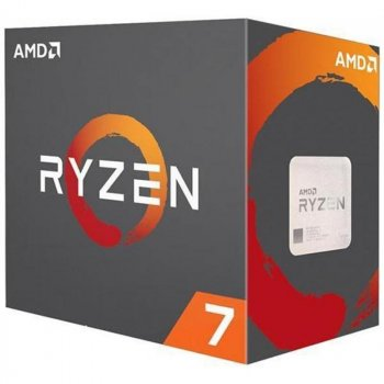 Процесор AMD Ryzen 7 2700 (3.2 GHz 16MB 65W AM4) Box (YD2700BBAFBOX)