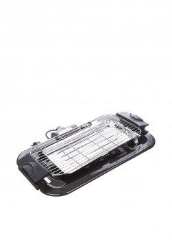 Электро барбекю QUIGG черный L11-280376