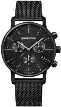 Чоловічий годинник Wenger Watch W01.1743.116