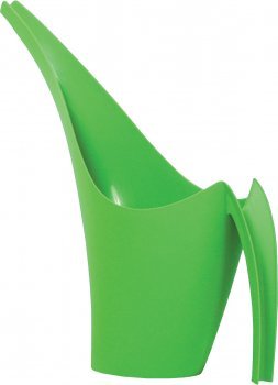 Садовая лейка Prosperplast GIRAFFE 1.5 л Зеленая (5905197690018)
