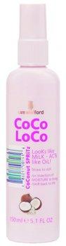 Спрей увлажняющий Lee Stafford с кокосовым маслом 150 мл (886011001416)