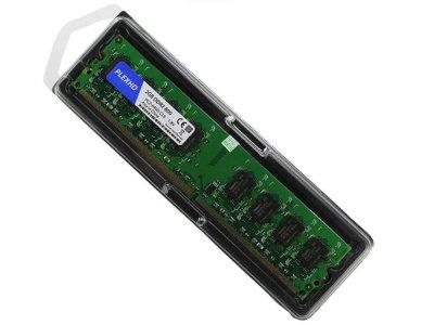 Оперативна пам'ять PLEXHD 2GB PC2-6400 DDR2 800MHz INTEL і AMD з чіпом Apacer (0907-006-06)