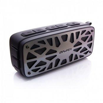 Портативна акустика Awei Y330 Black