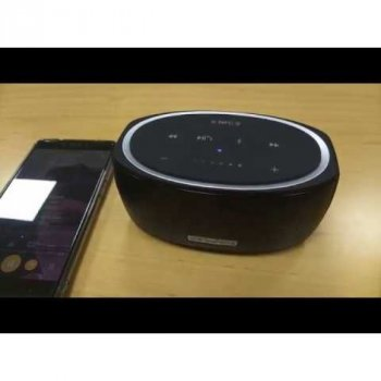 Портативна акустика Awei Y210 Black