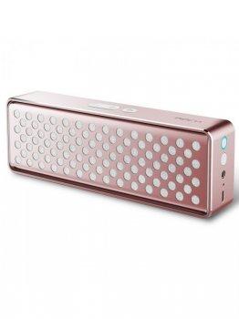 Портативна колонка ROCK Mubox Bluetooth Speaker Rose Gold