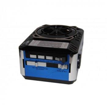 Радіоприймач GOLON RX-9122 з ліхтариком LED Синій (46386)