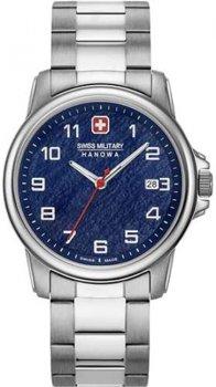 Чоловічий годинник SWISS MILITARY HANOWA 06-5231.7.04.003