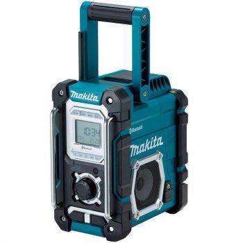 Акумуляторний радіоприймач Makita DMR108 (Без АКБ і ЗУ)