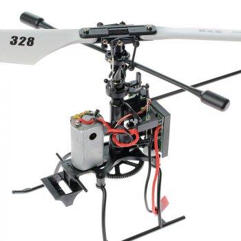 Вертолет на радиоуправлении Nine Eagles Solo Pro 328 RTF (NE30232824207003A)