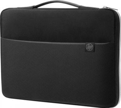 """Чехол HP Carry Sleeve 14"""" Black/Silver (3XD34AA)"""