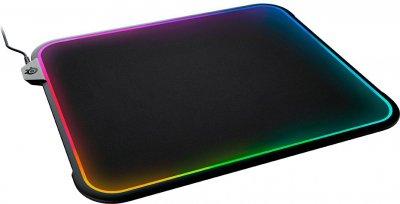Коврик SteelSeries QcK Prism (63391)