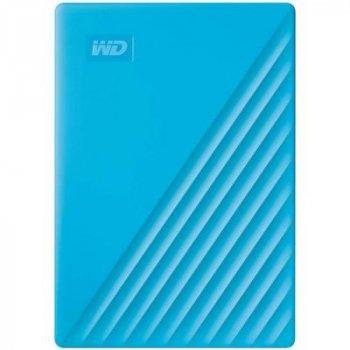 """Внешний жесткий диск 2.5"""" 4TB WD (WDBPKJ0040BBL-WESN)"""