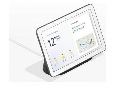Розумна колонка Google Home Hub з екраном і голосовим асистентом Google Assistant /Charcoal