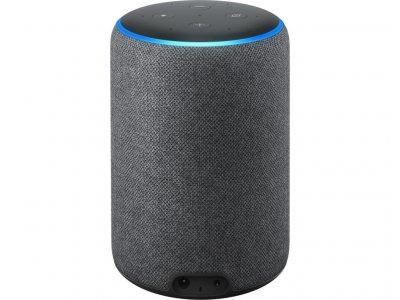 Розумна колонка Amazon Echo Plus (2nd Generation) з голосовим асистентом Amazon Alexa Charcoal