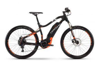 """Велосипед Haibike SDURO HardSeven 2.0 27,5\"""" 400Wh, рама 45 см, 2018"""