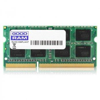 Модуль пам'яті SO-DIMM 4GB/1600 DDR3 GOODRAM (GR1600S364L11S/4G)
