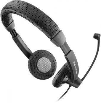 Навушники Sennheiser SC 75 USB MS Black (1000635)