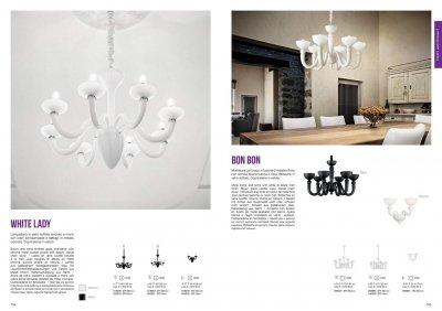 Бра Ideal Lux 093987 Bon