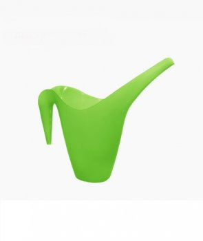 Лейка для полива комнатных цветов Алеана 1,5 л Зеленая (99-122078)