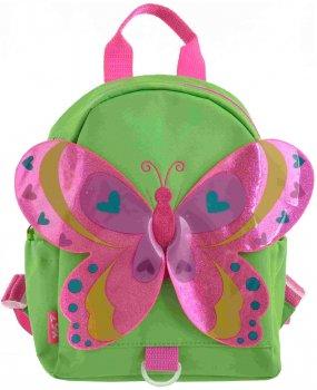 Рюкзак детский Yes K-19 Butterfly 0.2 кг 20x24.5x9 см 5.5 л (556539)
