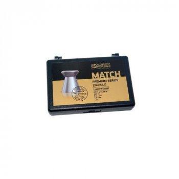 Пули для пневматического оружия JSB Match Premium MW 4,49 мм
