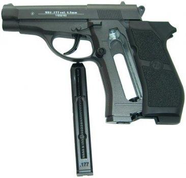 Пневматичний пістолет Borner M84