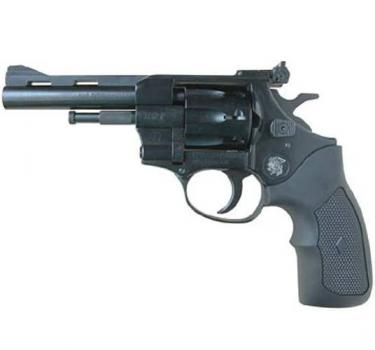 """Револьвер Флобера Arminius HW4 4"""" з пластикової держаком"""